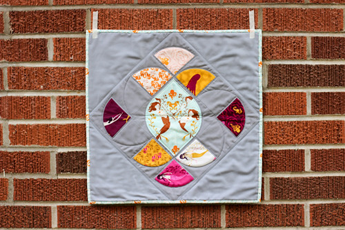 Mini Quilt by Jeni Baker