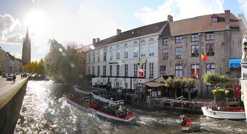 Bruges Panorama