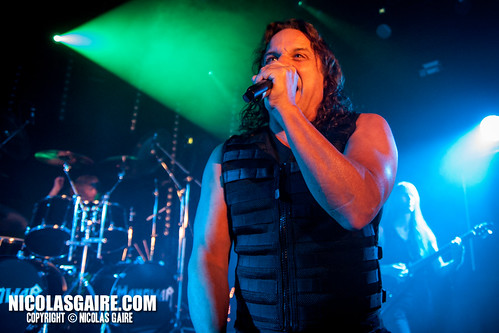 Manowar @ Trabendo , Paris | 16.10.2012
