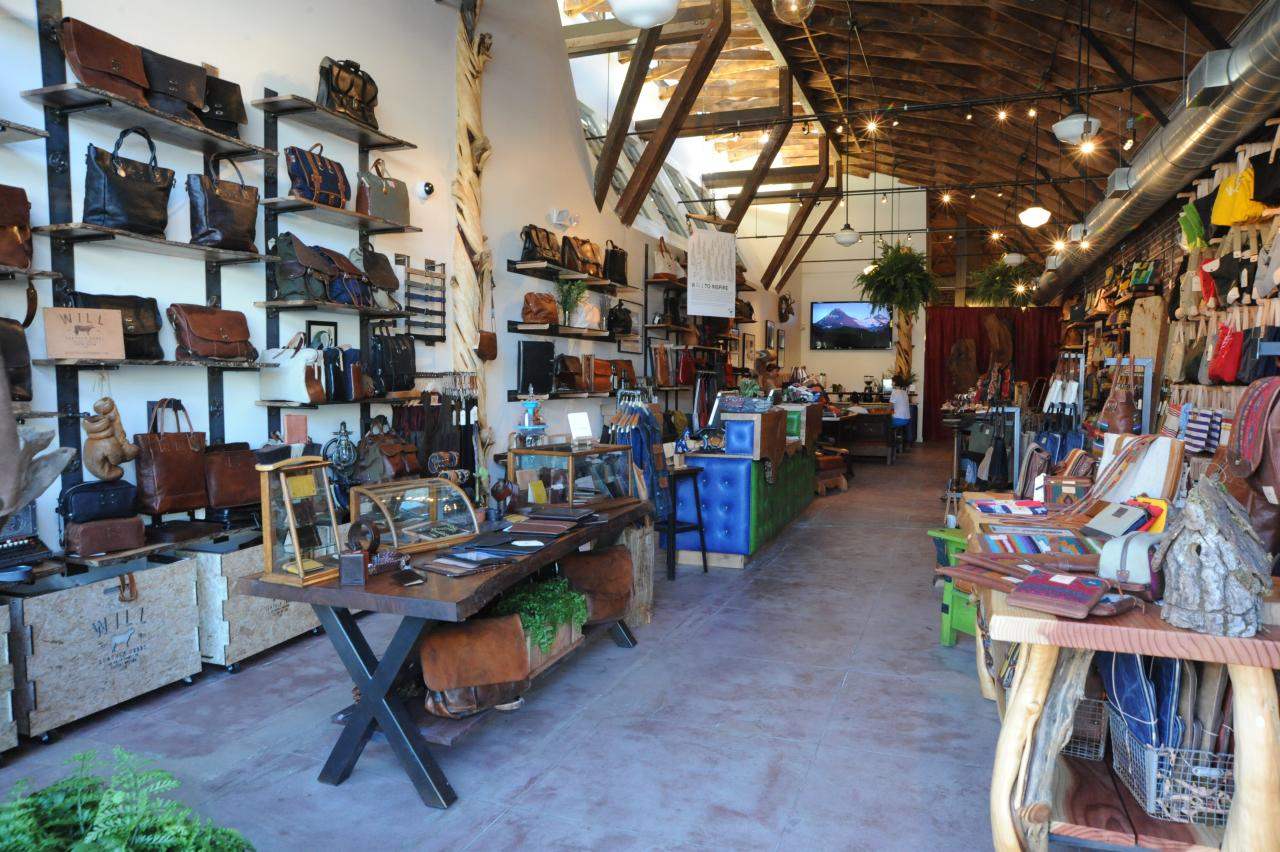 Will Leather Goods Abbot Kinney - Yo! Venice!