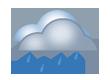 zataženo s deštěm