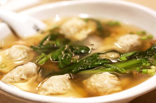 wonton noodle soup @ rim