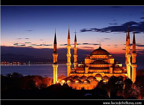 Blue mosjid Istambul
