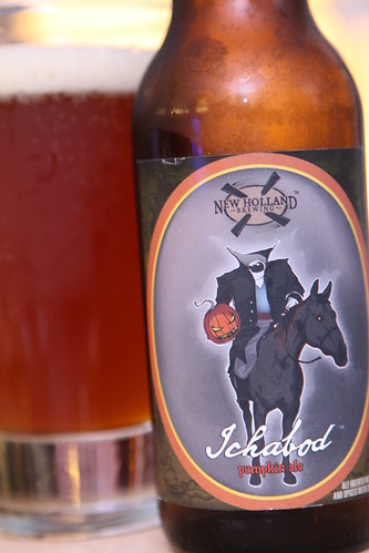 New Holland Brewing Company Ichabod Ale