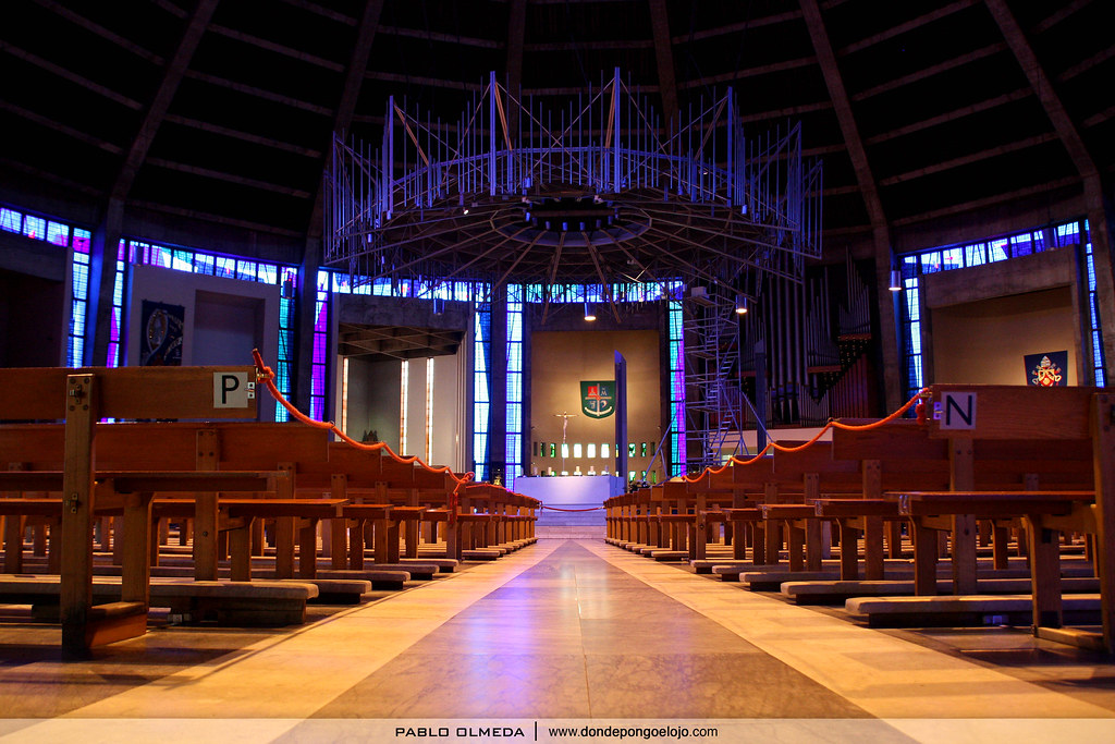 Liverpool: una catedral poco común