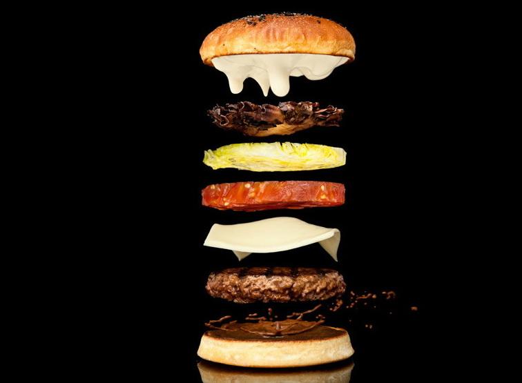 Как сделать чизбургер в макдональдсе