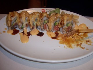 Fried Albacore Roll