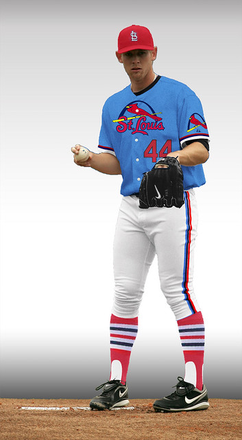 Saint Louis Cardinals Uniforms