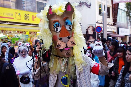 KKagurazaka Cat Halloween 2012-20