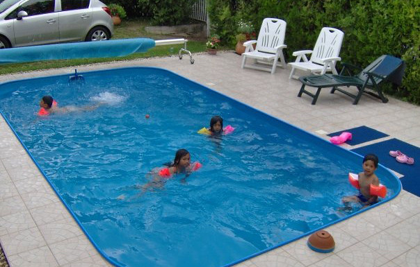 Swimming - A Favorite Summer Activity 7
