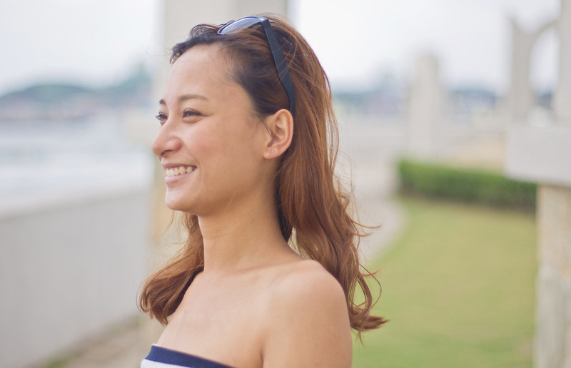 素人外拍-安妮(SMC Takumar 50mm f1.4)