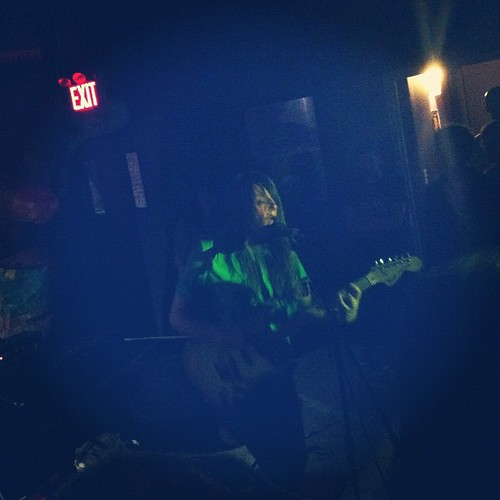@shekeepsbees close out #eisgtcmj2012 #cmj2012