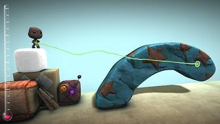 LittleBigPlanet PS Vita - Screenshot 1