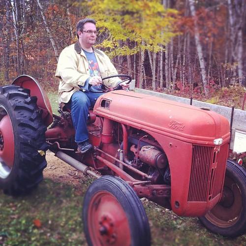 farmer Alex?