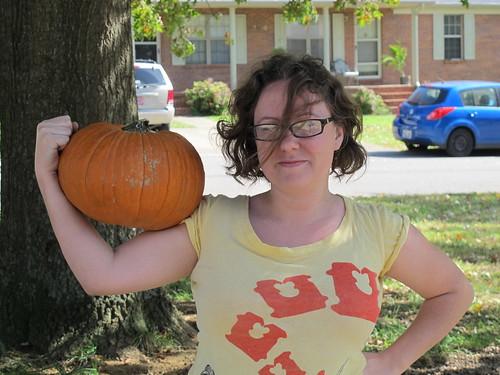 Pumpkin Olympics