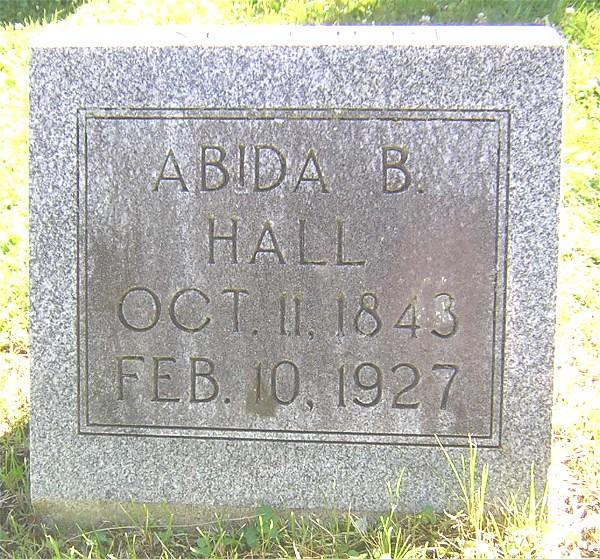Header of Abida