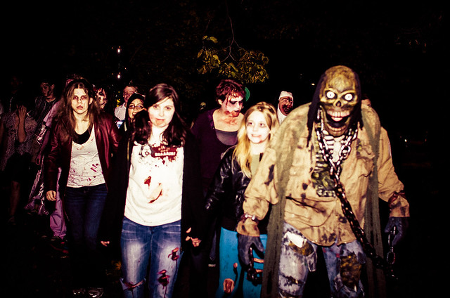 Corner Brook Zombie Walk - 13