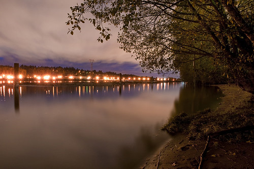 Fraser River by petetaylor