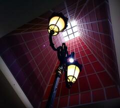 light... artificial & natural
