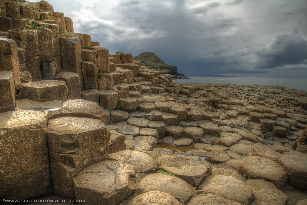Giant's Causeway HDR