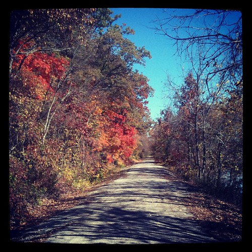 Fall colors #katytrail