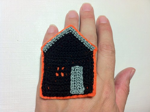 Haunted House Ring