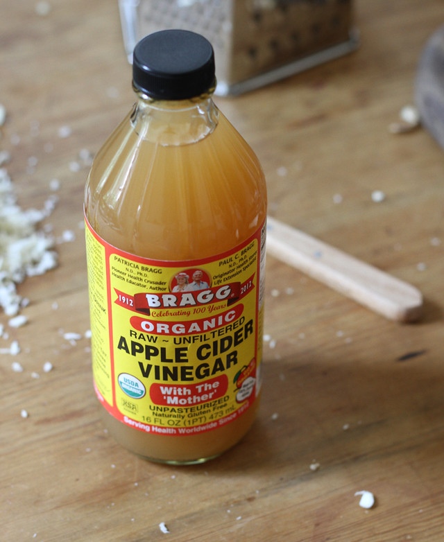 fire cider - vinegar