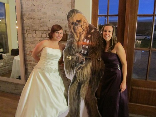 Our Favorite Wookiee