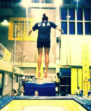 Olympic Diver Cassidy Krug at Show-n-Tell #6