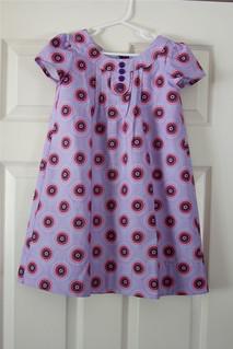 Penelope's Family Reunion dress