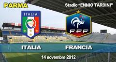 biglietti Italia-Francia