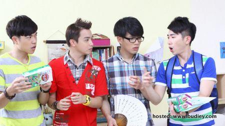 L-R Thomas Kok, Ernest Chong, Sam Chin Neng, Jack Yap