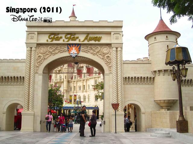 Day 2 Singapore - Universal Studio 15