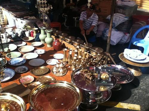 亚庇周日市场