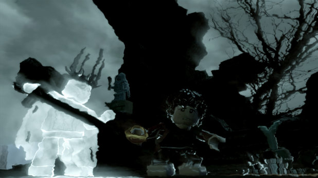 LEGO Lord of the Rings Screen Grab