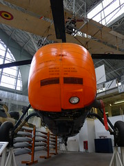 Unterseite: Sikorsky S-58 (HSS-1)
