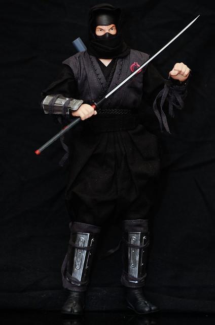 Black Dragon Ninja GI Joe