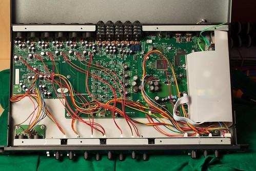 Focusrite Saffire Pro 40 motherboard