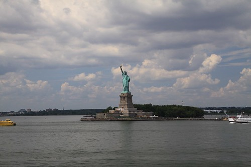 On a Staten Island Ferry