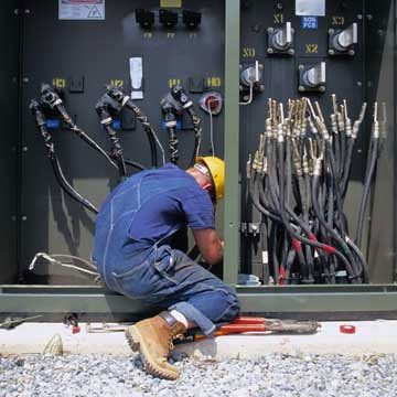 thomasville electricians