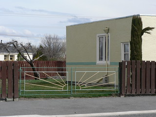 Sunburst Gate, Ranfurly