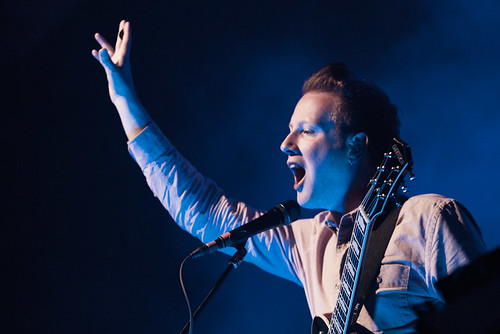 TWO DOOR CINEMA CLUB (Alex Trimble) @ Hollywood Palladium