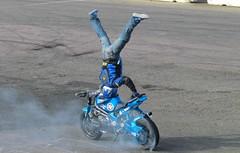 vehicle, motorcycle, extreme sport, stunt performer, stunt,