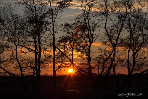 sunset indiana i95 canon60d canonef70200f4lisusm