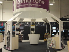 PC demo zone on Windows8 launch day