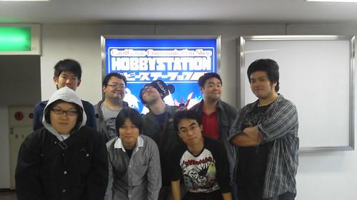 LMC Chiba Ekimae 445th : Top 8
