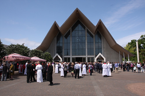 Auckland's Holy Trinity Cathedral played host to the 15th meeting of the Anglican Consultative Council