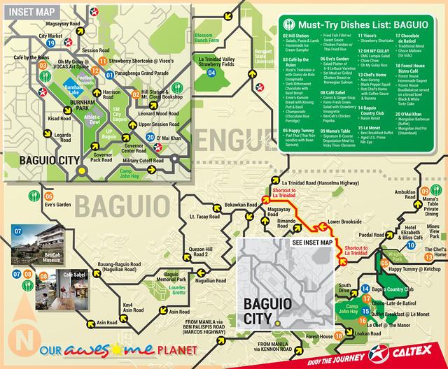 Baguio-Infographics