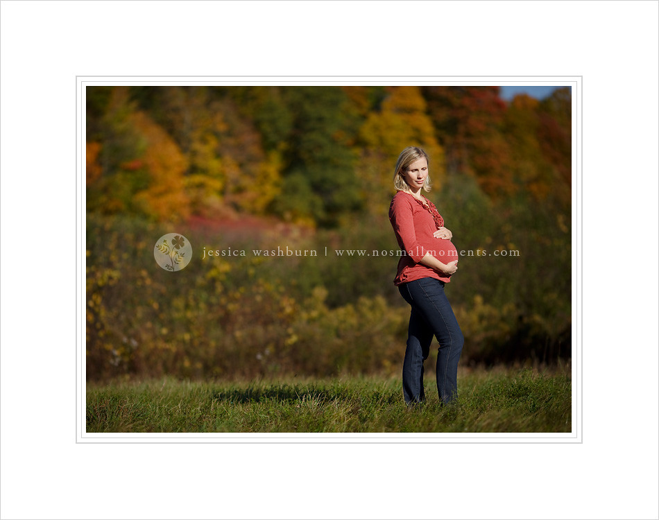 Kansas City pregnancy portraits