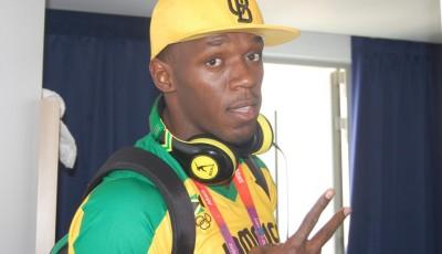 Co bude dělat Usain Bolt po atletice? Hrát fotbal! (+ VIDEO)